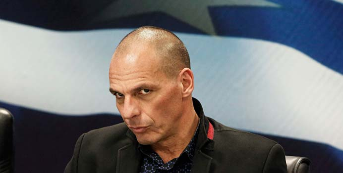 Yanis Varoufakis:  Part of a deceitful cabal.