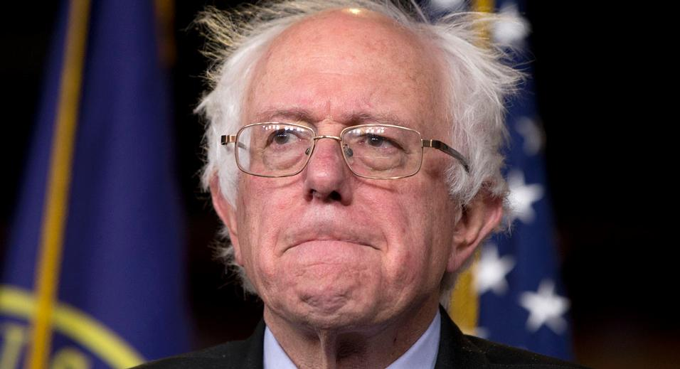 "Sanders: For many on the right and the establishment, way too ""radical"" and a loudmouth. For many on the left, not socialist enough. (AP Photo/Carolyn Kaster)"