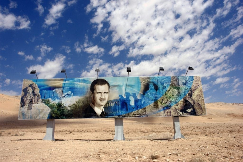 Contrary to the script disseminated by the corporate media, Assad enjoys widespread support in Syria.