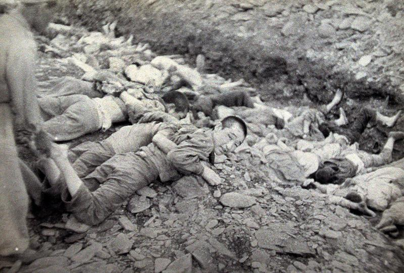 "South Korea: Mass execution of ""commies""—were fully endorsed and facilitated by the US army."