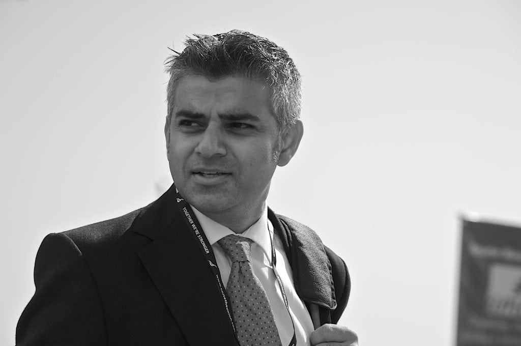 Sadiq Khan: Yet another ambitious, rightwing Labour politico. The degeneracy of the  duopolist bourgeois parties in both Britain and the US is irrefutable.