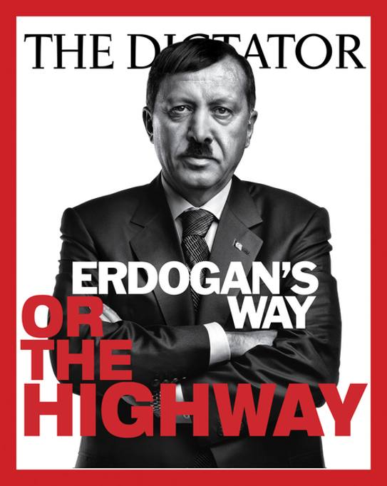 Erdogan is naturally a favorite of the US media.