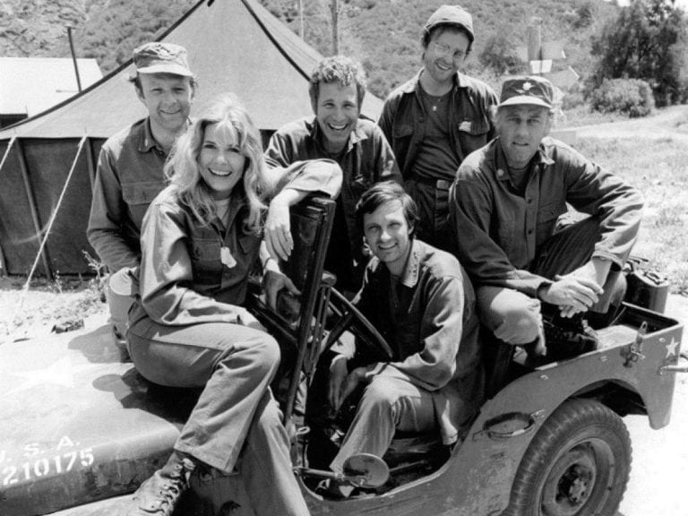 MASH: The Korean war as a big frat party. A pasteurized, trivialized picture of American power that Americans can live with. This dramedy is still regarded as exceptional television even though its central concept was a huge lie.