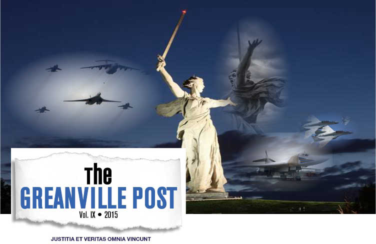The Greanville Post • Vol. IX