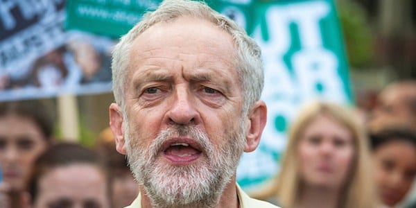 Corbyn's weak and equivocal response to the latest outrage by the British establishment proves that parliamentary methods cannot dislodge the power of the global plutocracy.