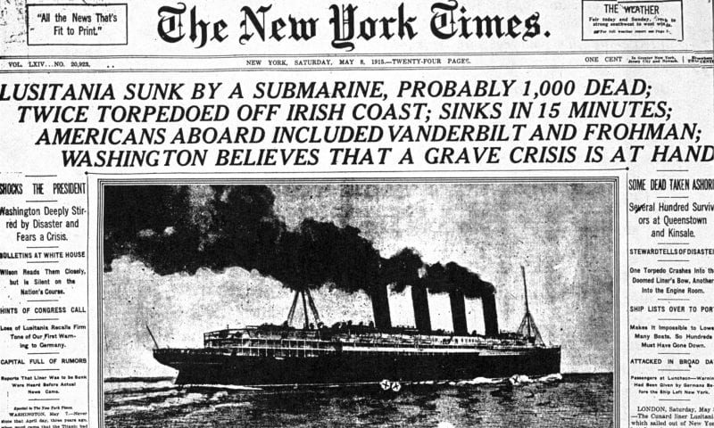 http://www.greanvillepost.com/wp-content/uploads/2016/01/Lusitania-New-York-Times-front-page-014.jpg