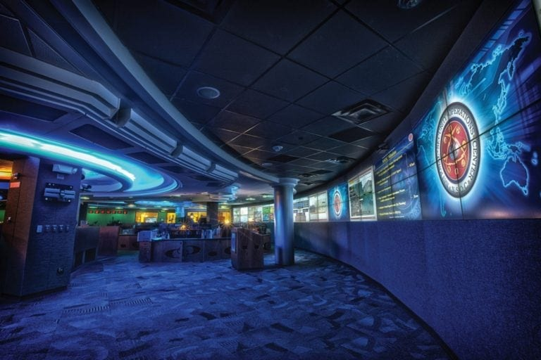 NSA Operations Center (NSOC) - Public Domain.