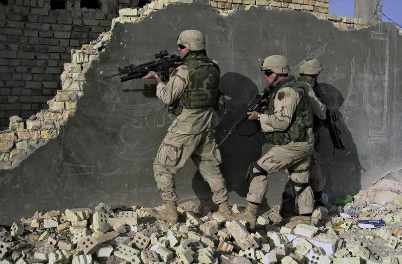 iraq and war on terrorism dbq Acts of terrorism are  and despite nation-building efforts in iraq and afghanistan, terrorism remains a daily fact of  the causes of the american civil war.