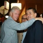 Bill Clinton, Haim Saban