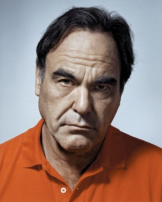 manipulation of truth in oliver stones Legendary writer/director oliver stone is adding to a sideline interviewing world   if they come off too sympathetic, that's really a manipulation.