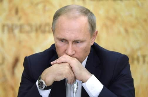 Putin: A great leader with a mistaken assumption about the West.  It could prove lethal.