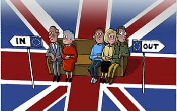Britain would become the first fully signed up member of the European Union  to quit