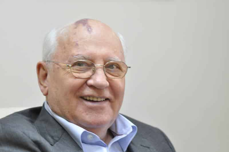 Gorbachev: Reviled by many in Russia and regarded as a Fifth Columnist, he probably fell like a fool for Washington's treachery and lack of honor.