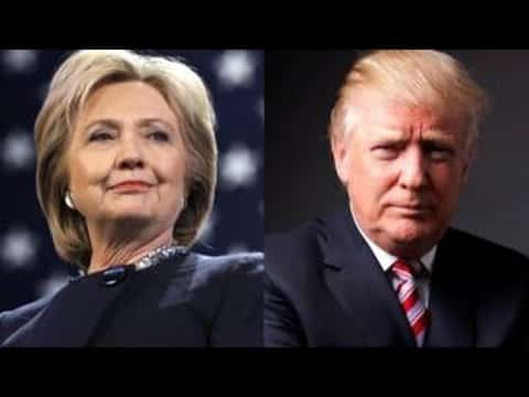 Trump, Clinton launch personal attacks in dueling speeches