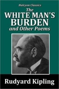 the idea of racism in the film white mans burden Transcript of the white man's burden is racist what is the white mans burden the white mans burden is a poem written by rudyard kipling many people interpret this poem differently.