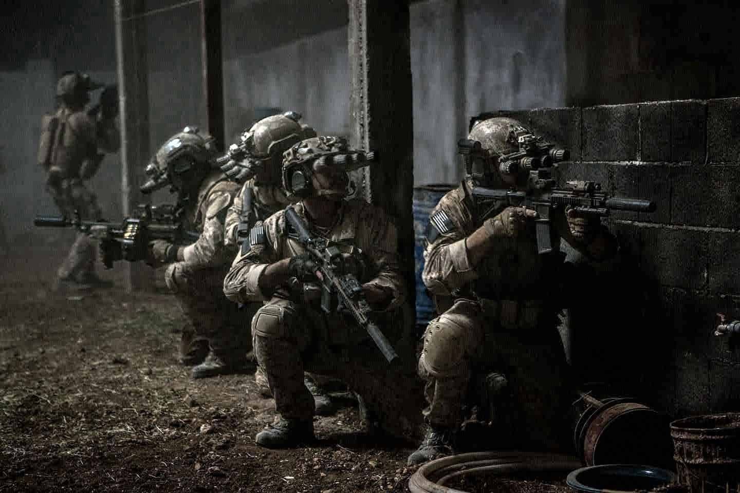 Zero Dark Thirty: Glorifying imperialist stunts. Hollywood blockbusters marketed as entertainment are actually pure indoctrination artifacts. This type of movie is now commonplace.