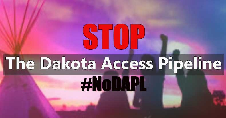 Stop Dakokota Access Pipeline, Nodapl