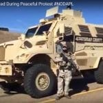 #NoDAPL, Standing Rock forces