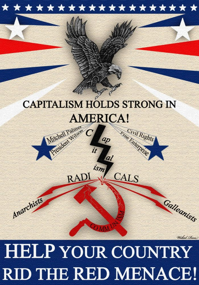 the history of the fear of communism in the us Tip there were several reasons that caused the fear of communism in the united states these include the red scare and mccarthyism, the association communism had with the soviet union, the cold war and finally, the simple fact that communism was the complete opposite of capitalism.