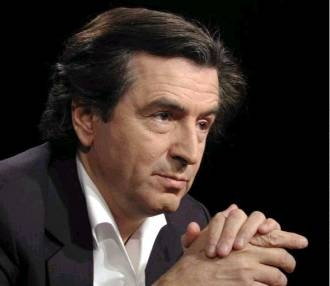 """Bernard Henri-Lévy: As usual, this decadent poseur, a notorious faux """"philosophe"""", is advising what is worst for the working class while pretending to be an """"ami du peuple."""" Long a favorite of anglo talk show hosts and """"news programs""""."""