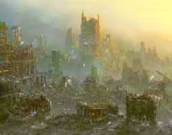 'Advanced' Civilization: The Long Party is Over