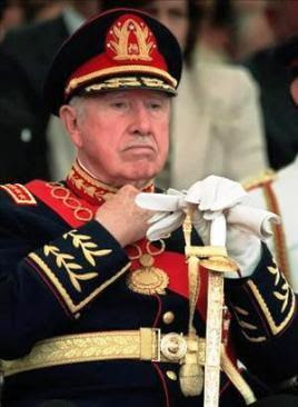 Chilean dictator and Washington henchman Gen. Augusto Pinochet: his treacherous ilk is always on tap in America's long tortured backyard