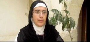 "Mother Agnes-Mariam: ""The massacres are the work of anti-Assad gangs."""