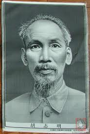 Vietnam's Ho Chi Minh—father of Indochina's revolution. An idealist with the will of a mythological titan.