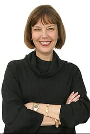 Judith Miller in her heyday as star journalist for the New York Times.