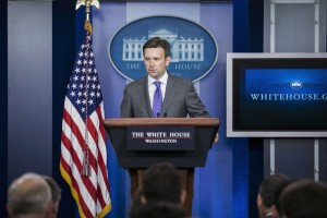 Deputy Press Secretary Josh Earnest: Lying for the empire. A rewarding career awaits.