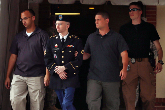 Closing Arguments Held In Bradley Manning Trial