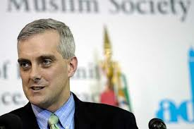 Denis McDonough: Whoring for the empire. This is the type of man who's bringing the world to its ruin.