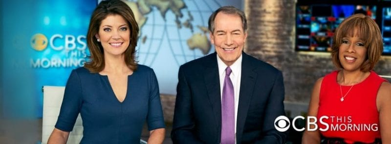 """The media turds, like this trio on CBS This Morning, never stop singing the praises to our """"warriors""""—an indirect way to whitewash and sell our endless imperial wars."""