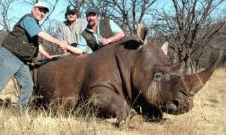 rhino-hunt