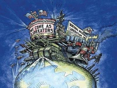 us imperialism articles