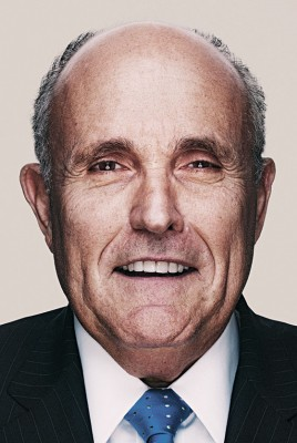 Giuliani: from crusading D.A. to utterly corrupt corporate whore.