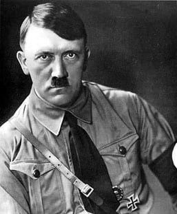 Hitler was a creature of the international bourgeoisie. Fascism is normally the Frankenstein invoked by the ruling capitalist classes when threatened by social upheavals. Even many nobles in Britain were openly sympathetic to his regime.