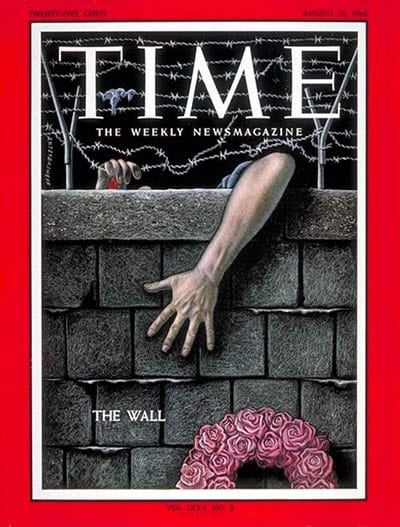 TIME magazine cover, again mining an old anti-communist meme.