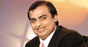 Mukesh Ambani: King of capitalist excess in a world deeply mired in destitution.