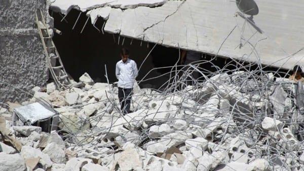 US:NATOattack-syria-pentagon-civilian-deaths-syria2.si
