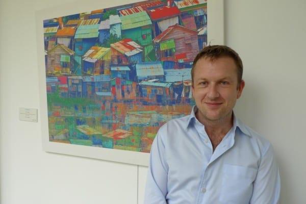 Andrew Marshall in Phnom Penh.