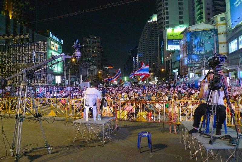 vltchek-Thai-Elite's power - before the coup in Bangkok-1