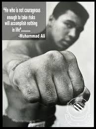 Muhammad AliFist