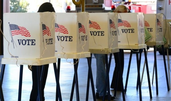 Elections have little meaning in the US system, allowing almost complete freedom to