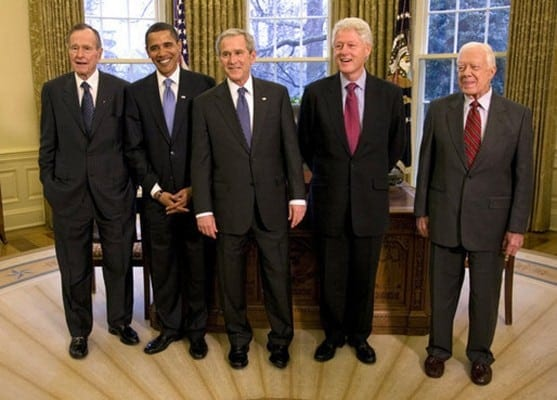 All US presidents have been involved in some act of aggression that could be easily condemned as a Nuremberg War Crime.