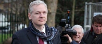 Assange is hated WikiLeaks tore down the facade of a corrupt political elite held aloft by journalists.