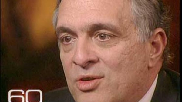 Former CIA chief George Tenet lying and bullying CBS' Scott Pelley.