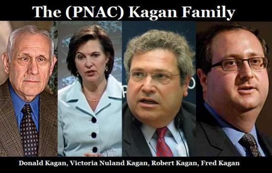 neocons-KAGAN-PNAC-FAMILY