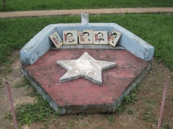 Another monument to the Cuban Five. Well deserved.
