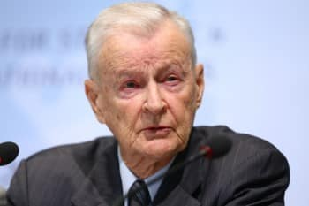 Zbigniew Brzezinski: Demonstrably one of the great malignant figures of the current era, an unrelenting, unreconstructed warmonger and fanatical anti-Russian. A cancer at the core of US foreign policy. (CSIS, flickr)